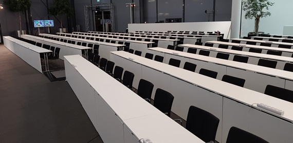 Konferenz in Neckarsulm November 2019